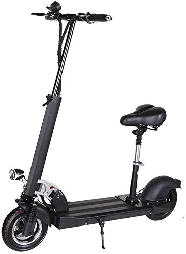 Xiaokang Scooter eléctrico de 10 Pulgadas Portátil Plegable Adulto Amortiguador Bicicleta Scooter de Dos Ruedas,36V/13A