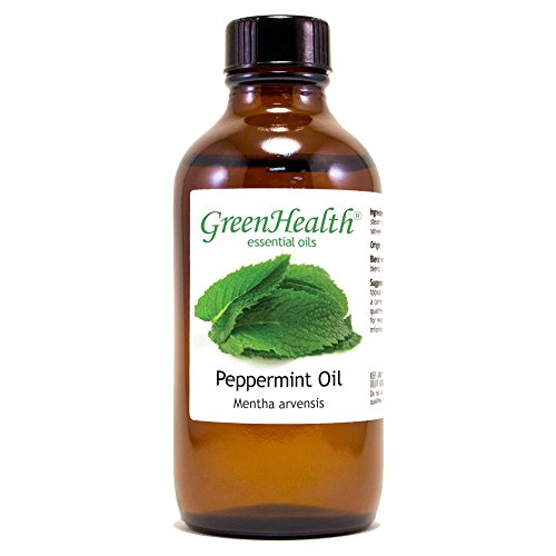 Peppermint 100% Pure Therapeutic Grade Essential Oil- 4oz
