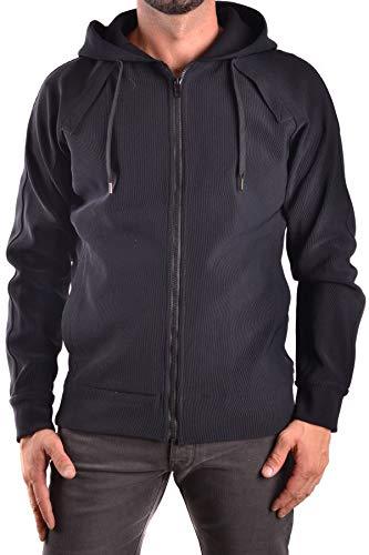 Marc Jacobs Luxury Fashion Herren MCBI31008 Schwarz Polyamid Sweatshirt | Jahreszeit Outlet