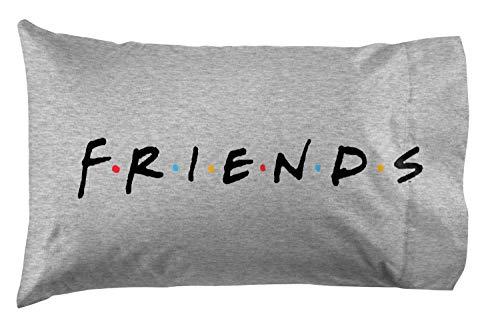 Friends Lobster Pot 2 Pack Reversible Pillowcase - Super Soft Bedding (Official Friends Product)