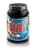 IronMaxx 100% Whey Protein – Wasserlösliches Whey Eiweißpulver – Proteinshake mit Latte...