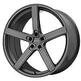 American Racing AR920 19x10 5x4.5 45mm Charcoal Wheel Rim 19' Inch