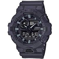 Casio G-Shock XL Series Analog-Digital Watch (Matte Grey)