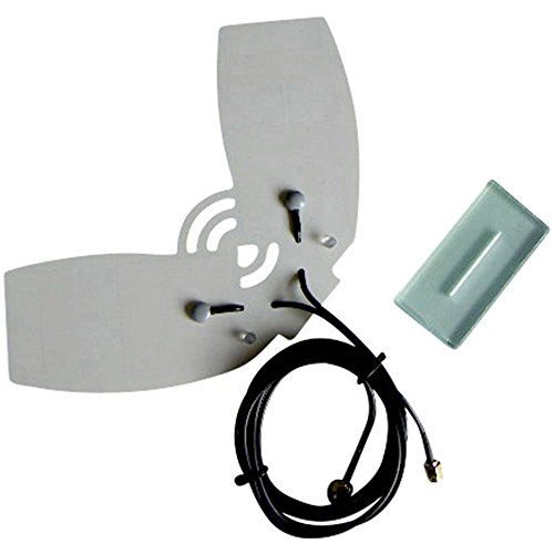 Wittenberg LTE Mimo-Antenne für Freq. 790-2600 MHz in weiß