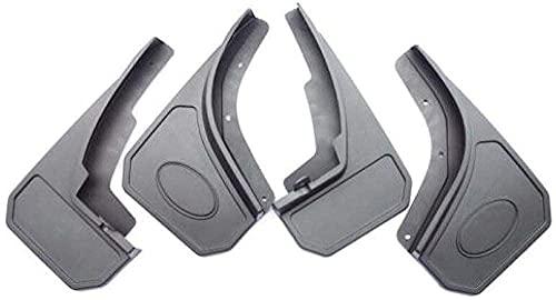 Guardabarros Negro FenderFit, para L/y Rover Defender 110 2020 Guardabarros 4 Piezas Guardabarros Delantero Rueda Trasera