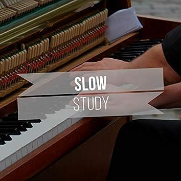 Slow Study Piano Tones
