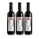 Vino Tinto Viñapaul Crianza de 75 cl - D.O. Rioja - Bodegas Williams & Humbert (Pack de 3 botellas)