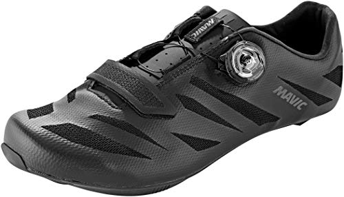 MAVIC Cosmic Elite SL Schuhe Herren Black Schuhgröße UK 9,5 | EU 44 2021 Rad-Schuhe Radsport-Schuhe