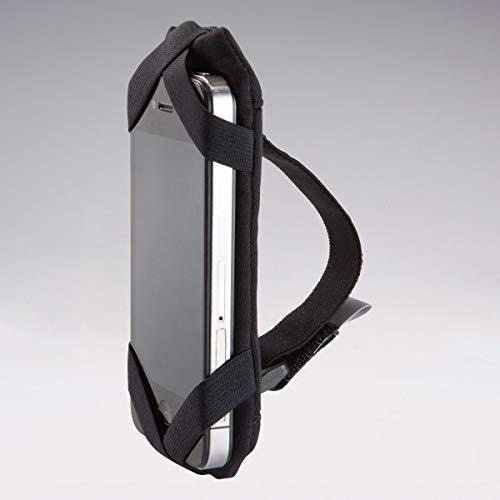 Kalenji 8515730 Handheld Smartphone Holder, ONE Size FITS All (Black)