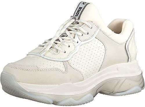 Bronx Damen Sneaker Low weiß 36