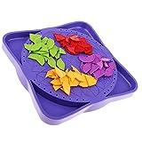 Backbayia - Rompecabezas geométrico, juguete educativo para niños