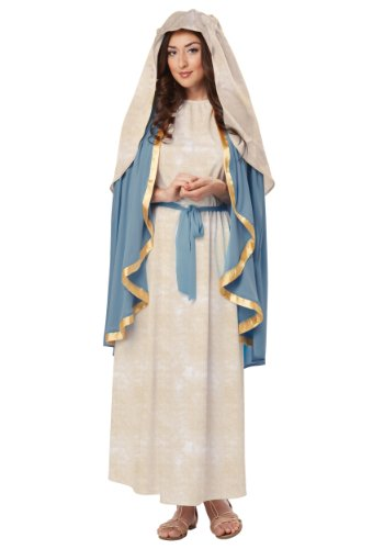 Adult Virgin Mary Costume Small