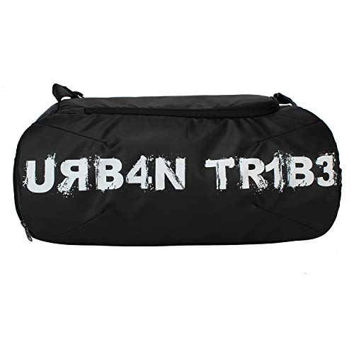 Urban Tribe Plank Sports Gym Bag with Shoe Compartment