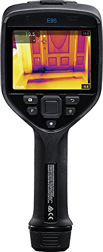 Flir E95-24 Caméra d'imagerie thermique avancée, Noir