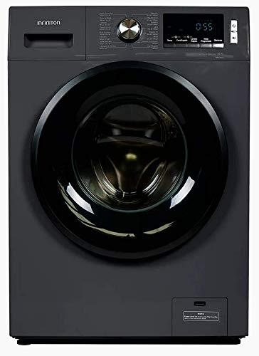LAVADORA INFINITON WM-99D2 CARGA FRONTAL (Black INOX, 9 kg, A+++, 1400 rpm, 23 PROGRAMAS, EASYPLAY, INDEPENDIENTE)