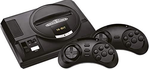 Sega Megadrive Flashback HD - Edition 2019 (mit Modulschacht und SD-Karten Slot, 2x wireless Controller, 82 Spiele)