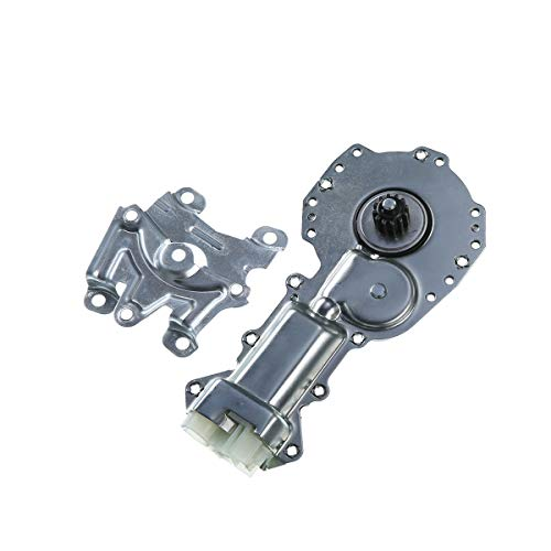 A-Premium Power Window Lift Motor Replacement for Chevrolet GMC Buick Cadillac Oldsmobile Pontiac Front and Rear 4-PC Set