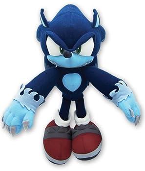 Great Eastern GE Animation Sonic The Hedgehog Werehog Plush  GE-8919