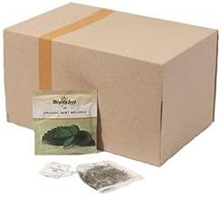 Mighty Leaf Organic Mint Melange Tea, 100 Tea Pouches