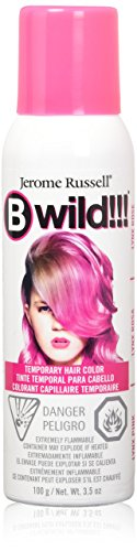 Jerome Russel B Wild Color Spray Review