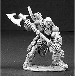 Best orc barbarian miniature Reviews