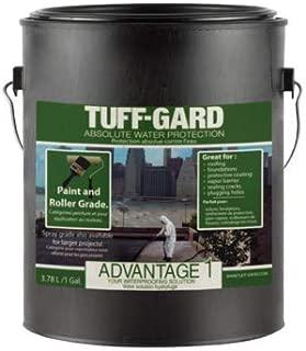 Advantage 1 | 1 Gallon | Multi-Purpose | Black Waterproof Sealant | Worlds Best | Easy to Apply | Coating | Sealant | Concrete | Stone | Metal | Foam | Wood | Flat Roof | Foundation | Rust | No VOC