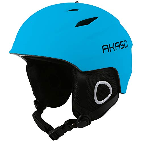 AKASO best snowboard Helmets