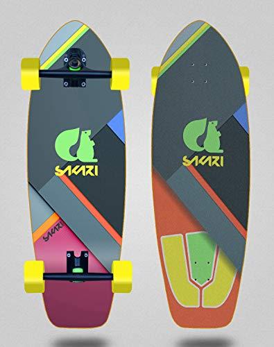 Sakari Cruiser Skate Skateboard Trucks 180mm Esgos 31