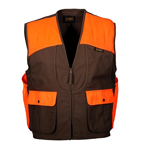 Gamehide 3st Upland Front Loading Vest, X-Large, Multi