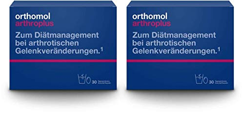 Sparset Orthomol Arthroplus 2 x 30 Beutel Granulat + 2 x 60 Kapseln