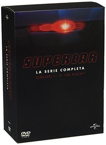 Supercar-Comp.Coll.(St.1-4) (Box 26 Dv)