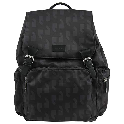 Any TIME Rucksack Black von COMMA