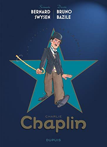 Les étoiles de l'histoire - tome 1 - Charlie Chaplin