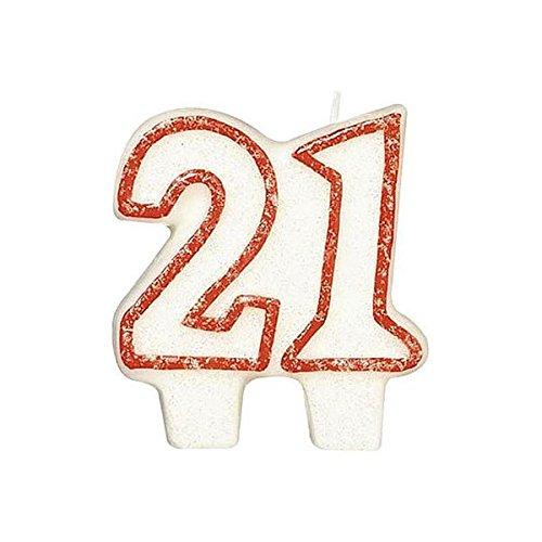 21 Birthday Candle Amazon