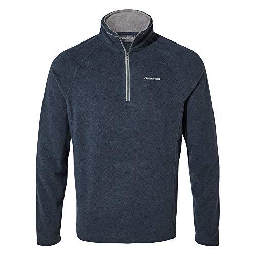 Craghoppers Men's Corey Half Zip Fleece Blue XL