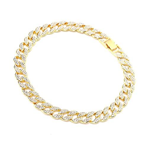 Collar, joyas brillantes y brillantes para el cuello, diamantes de imitación únicos, decoración para fiestas, fechas, ceremonias para aniversarios, días festivos, días especiales