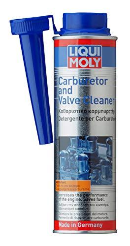 Liqui Moly P000048 MTX Vergaser und Ventilreiniger | Vergaserreiniger