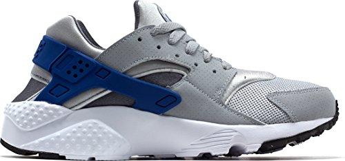 Nike Air Huarache Run SE (GS) enfants Sneakers -  bleu -  4 M US Big Kid