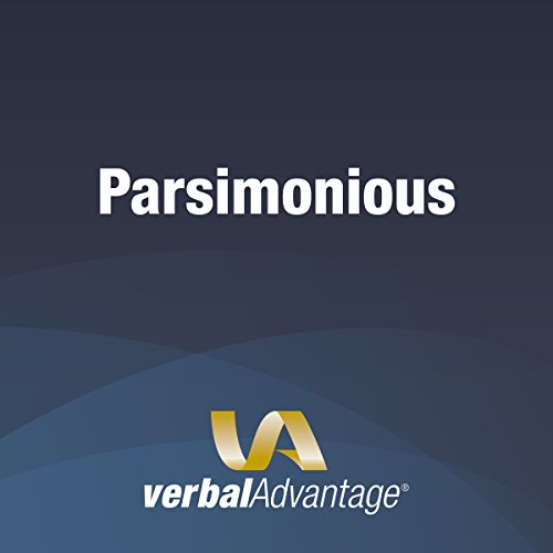 Word of the Day: Parsimonious cover art