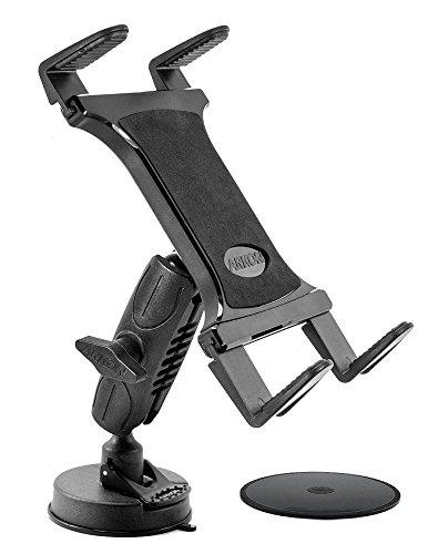 ARKON TABRM079 Sticky Suction Tablet Mount for Apple iPad Air 2 iPad Pro iPad 4 3 Galaxy Tablets Retail Black