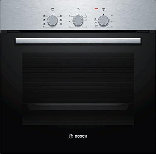 Bosch Elettrodomestici HBF011BR0 Serie 2, Forno da incasso, 60 x 60 cm, Acciaio inox Classe A