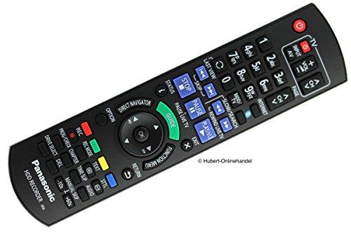 Panasonic N2QAYB000914 Fernbedienung für DMR-HCT130, DMR-HCT230, DMR-HST130, DMR-HST230