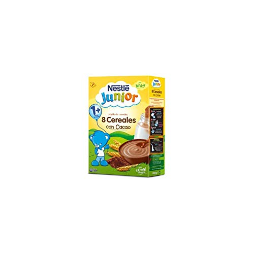 NESTLE PAPILLA CEREALES CACAO 600 G
