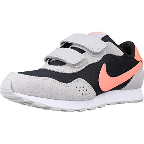 Nike Zapatillas MD Valiant para Niñas Gris 35 EU