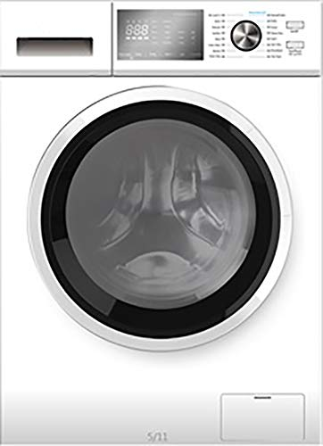 RCA RWD270 Combo Washer Dryer, 2.7 cu ft, White