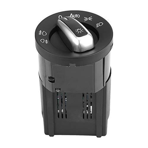 Aramox Scheinwerferschalter, Auto Licht Sensor Sensor Modul für 1C0941531, 3BD941531, 3BD941531A