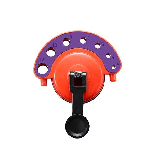 Boor Gids Boor Bits Jig Fixture Vacuüm Zuig Base met Water Koelmiddel Gat voor Tegels, Glas, Visreservoirs, Marmer, Graniet, Keramisch