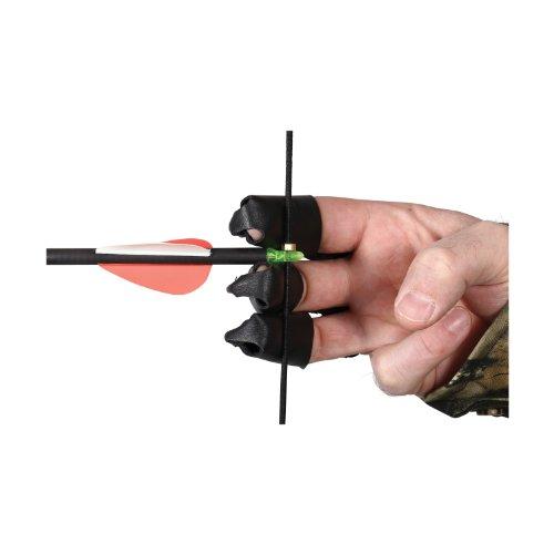 Allen Company 3 Finger Archery Glove, Mossy Oak Break-Up Camo