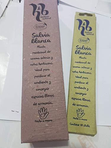 Incienso Natural H&B, Natural Incense 15 g (Nag Champa)