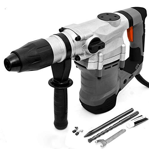 SDS-Max Bohrhammer 10 J 1500 Watt mit Koffer und Zubehör